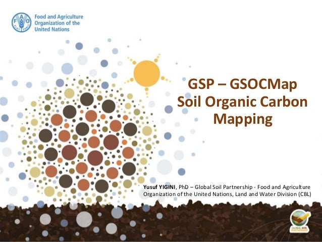 Gsp gsoc map soil organic carbon mapping for Soil organic carbon