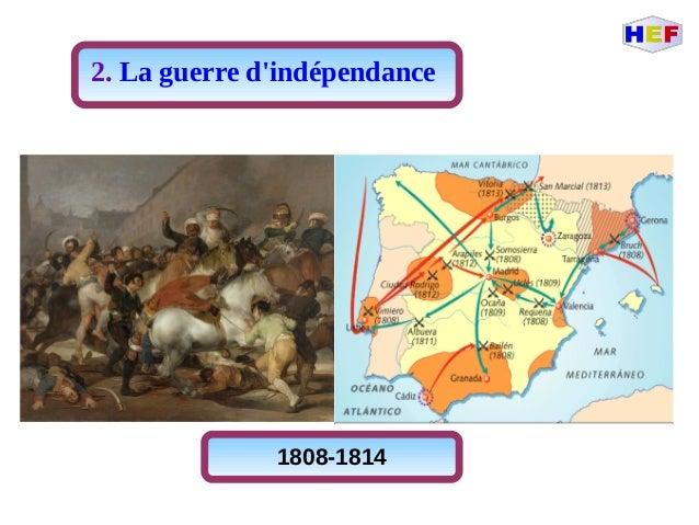 2. La guerre d'indépendance 1808-1814