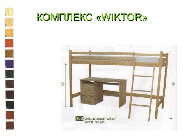 КОМПЛЕКС «WIKTOR»КОМПЛЕКС «WIKTOR»