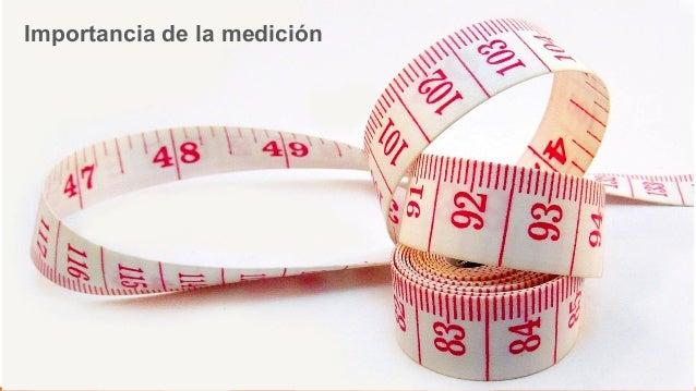 #DI2016PE Importancia de la medición