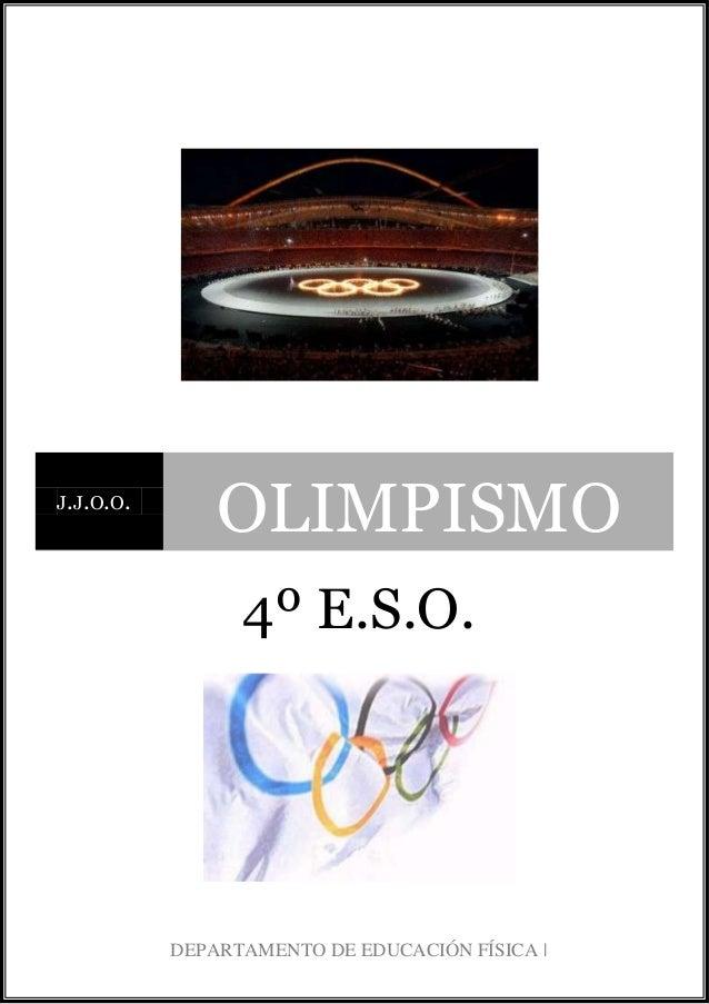 juegos olimpicos modernos