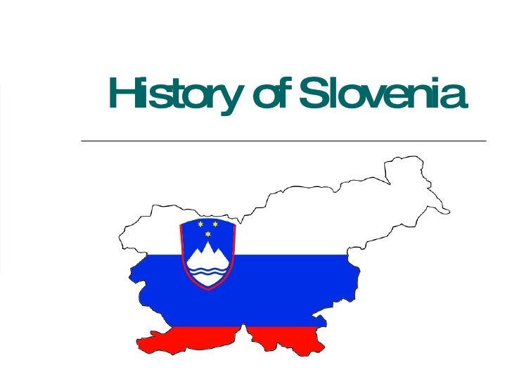 History of Slovenia