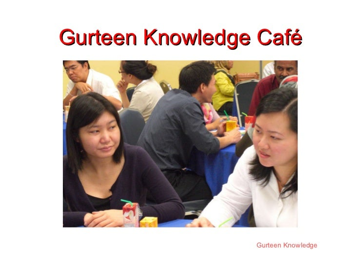 Knowledge Cafe, Edinburgh, February 2011 Slide 2