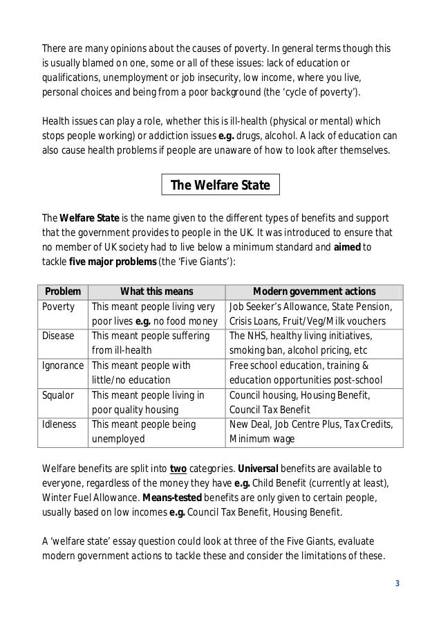welfare state essay The welfare state essay writing service, custom the welfare state papers, term papers, free the welfare state samples, research papers, help.