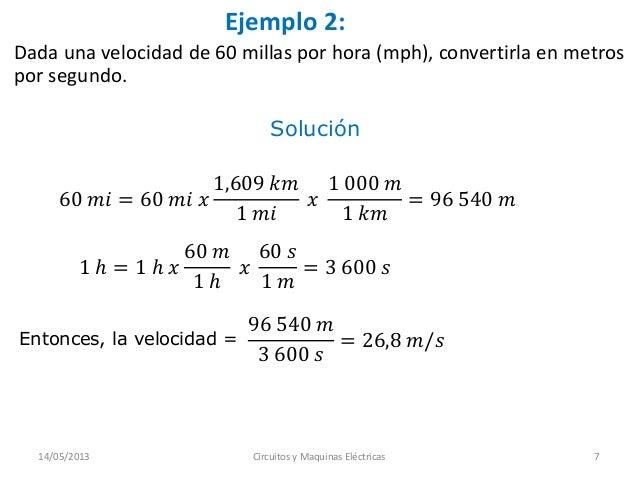 Unamad Circuitos Y Maquinas Electricas 2 I 402 Clase 14may13