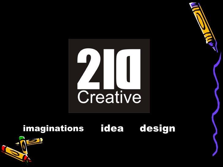 imaginations design idea
