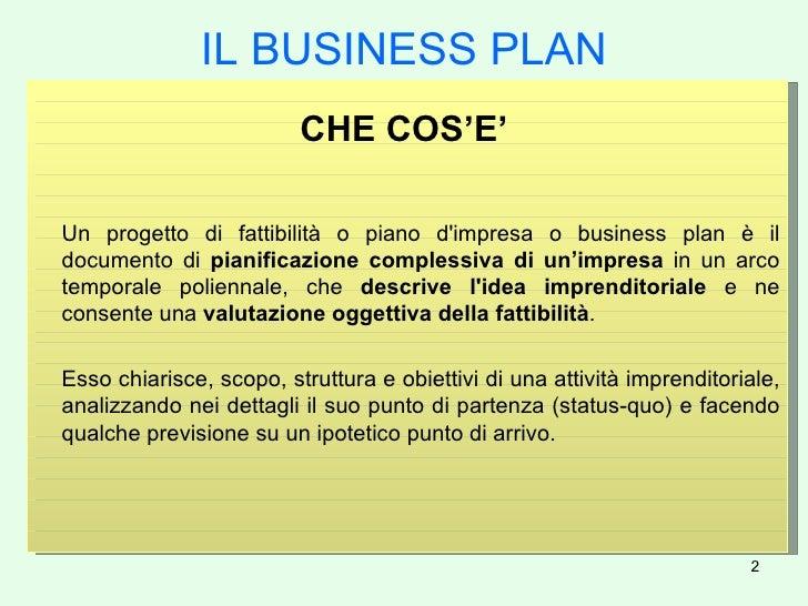 esempio business plan ristorante vegetariano
