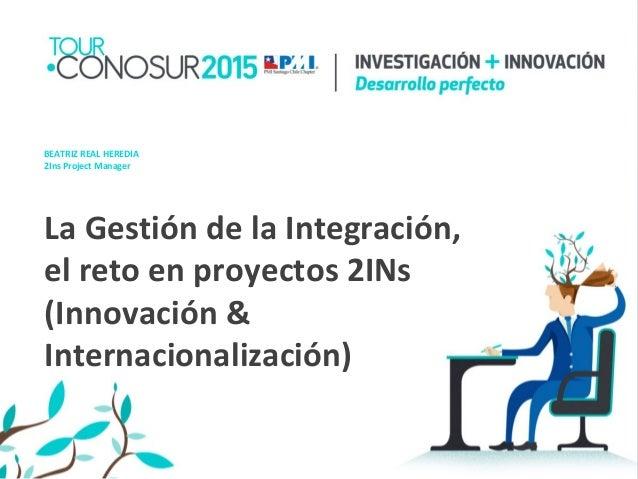 2INs Project Management Tour Cono Sur Slide 2