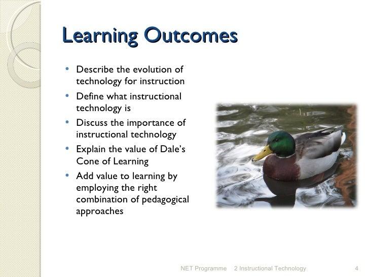 importance of instructional technology