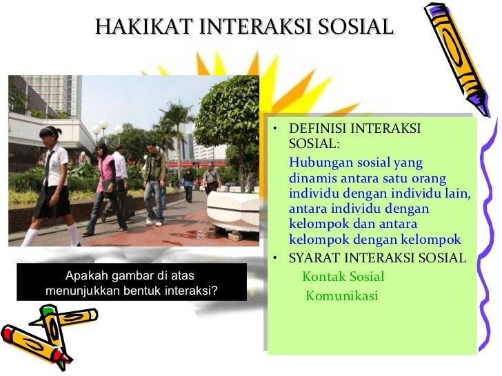 2 interaksi sosial