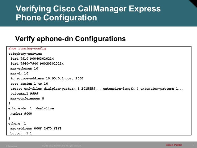 2+ipt+configuring cisco-cme