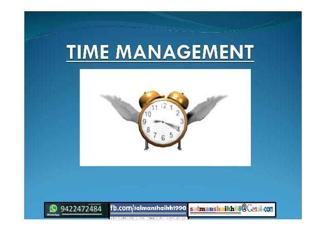 TIME IS MONEY  You can make money; you can't make time.  An inch of gold cannot buy an inch of time.