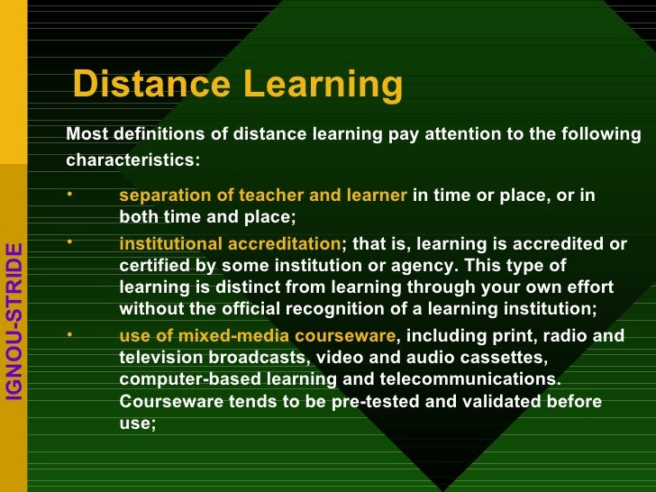 ga distance learning essay distance learning essay