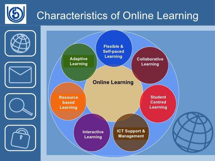 challenging characteristics of online learning Benefits and challenges for the online learner by: prof héctor Álvarez-trujillo technology has become the key to a new world of education online learning.