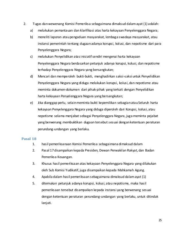 Kkn Korupsi Kolusi Nepotisme