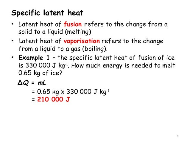 heat of fusion of ice Heat of fusion lesson plans and worksheets  students use a calorimeter to measure the molar heat of fusion of ice students determine the heat required to .