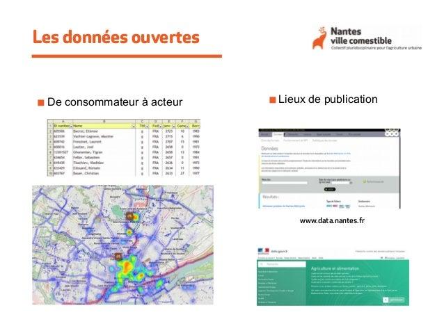 Forum Nantes ville comestible 24/01/15 : présentation de Libertic Slide 2