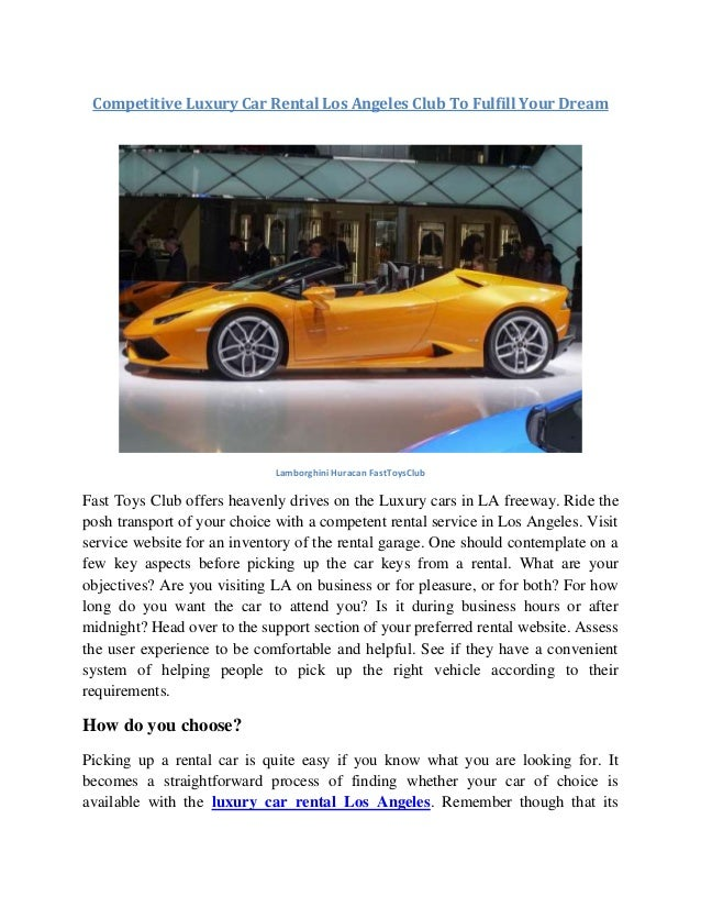 Extreme Experience Drive Exotic Luxury Car On Rent