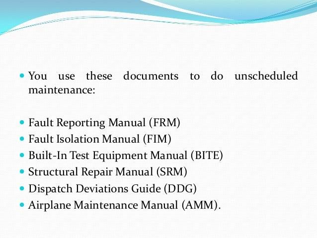 2 manuales de mantenimiento rh slideshare net Train Dispatcher Aircraft Dispatch Form