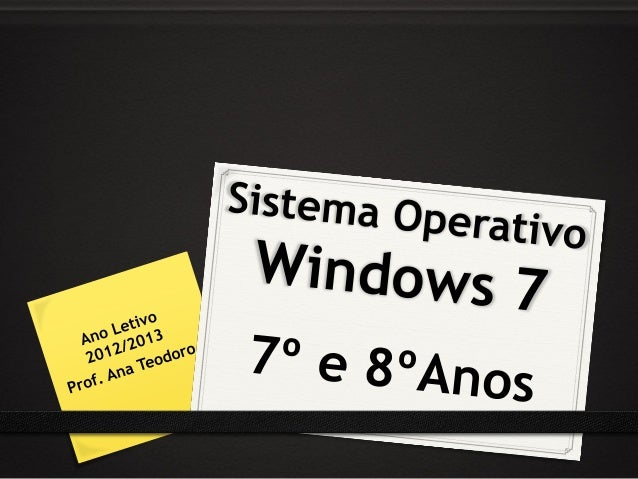 Sistemas Operativos  0MS-DOS  0Windows 95;  0Windows 98;  0Windows XP;  0Windows Vista;  0Windows 7;  0Linux;  0Unix;  0Et...