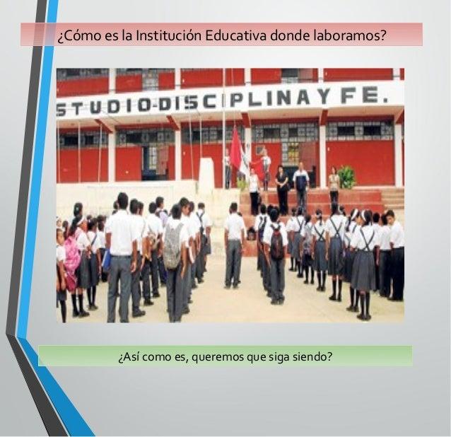 1.1 Necesidad de cambio en la Identidad, el saber y la práctica de la profesión docente en el Perú Elementos del Diagnosti...