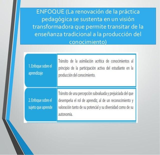 1.4 Nueva Visión de la Docencia en el Perú