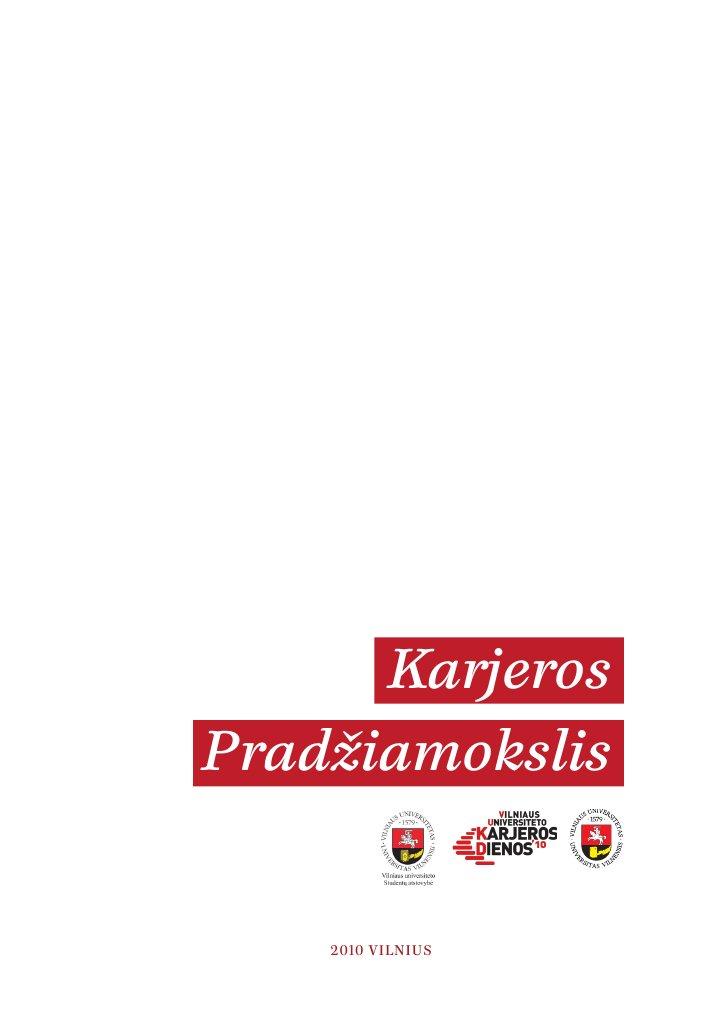 Turinys   Įžanga    6             7                Rektoriaus žodis                Organizatorių žodis             8  www....
