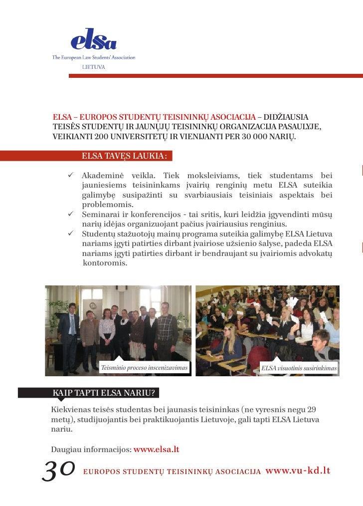TOLERANTIŠKO JAUNIMO ASOCIACIJA (TJA) - NEVYRIAUSyBINĖ ORGANIzACIJA, TELKIANTI JAUNUS ŽMONES BENDRAI VEIKLAI SIEKIANT PERM...
