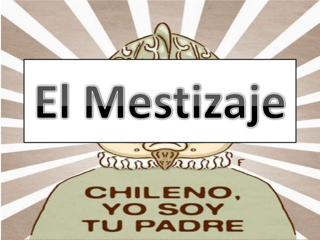 El Mestizaje: el encuentro de dosculturasSiglo XVII: la constitución de una sociedadmestizaRAZONES:Mezcla biológica entre ...