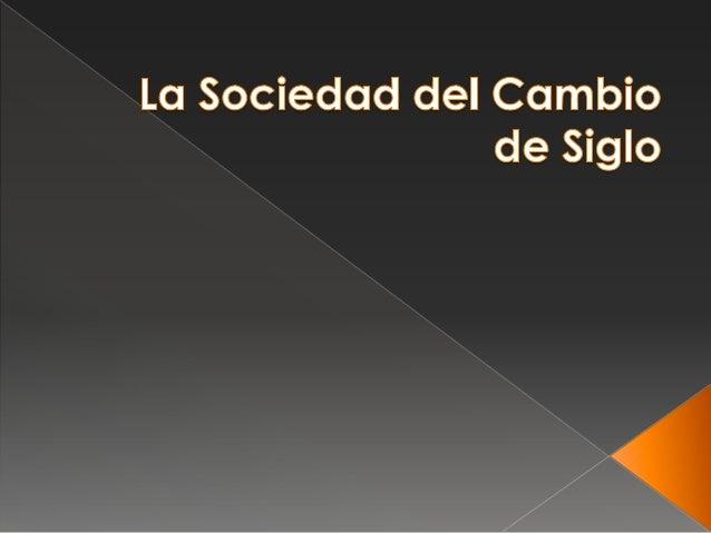     Período de la Historia de Chile conocida como Chile en el cambio de siglo (1891 - 1920) O también conocida como: SOC...