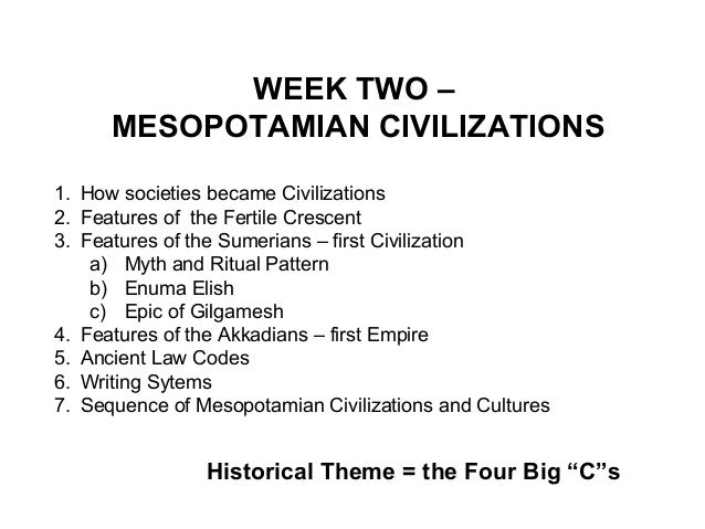 how does the epic of gilgamesh reflect mesopotamian culture