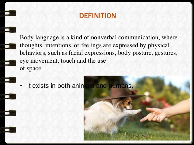 oculesics definition