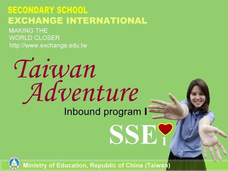 Speaker: Steve Yang Director of International Affairs Office of Chung Shan Industrial Senior High School, Taiwan