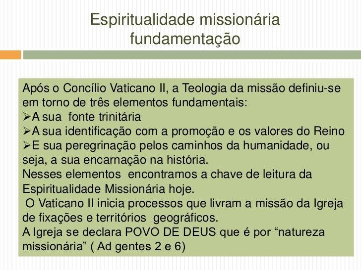 Mística Missionária - Diocese de Guarulhos Slide 2