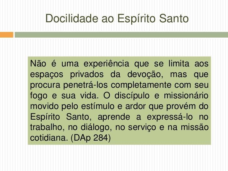 Mística Missionária - Diocese de Guarulhos Slide 23