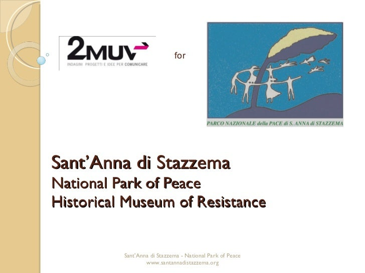 Sant'Anna di Stazzema  National Park of Peace Historical Museum of Resistance  Sant'Anna di Stazzema - National Park of Pe...