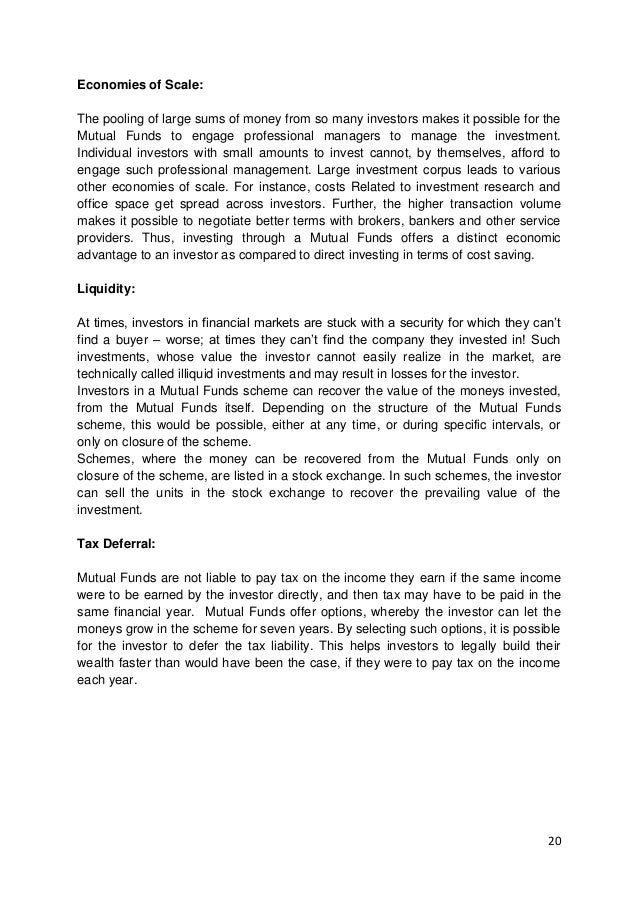 case study on mutual fund Type case study pages 12 pages level general public accessed 0 times validated by committee oboolocom.