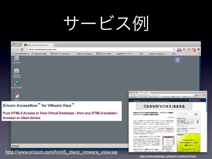 Router と WebSocket