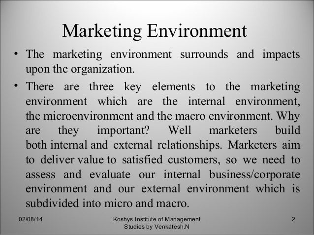 starbucks marketing macro environment There are two kinds of external marketing environments micro and macro all macro environment epistle of starbucks essays and term papers.