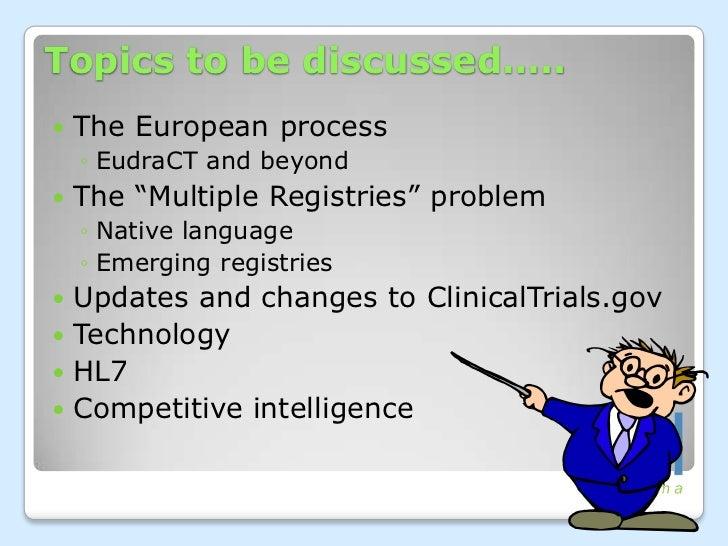 Highlights from ExL Pharma's  2nd European Clinical Data Disclosure Summit  Slide 2