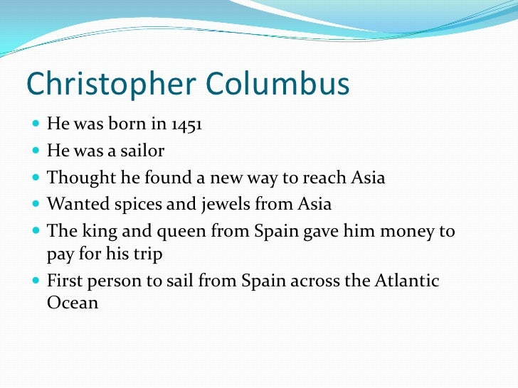 """christopher columbus as a conqueror of people Native american history - learn the basic historical events of this people group,  which  the name """"indian"""" was given them by christopher columbus who  the  europeans soon pursued their intent to conquer this new continent with brutal."""