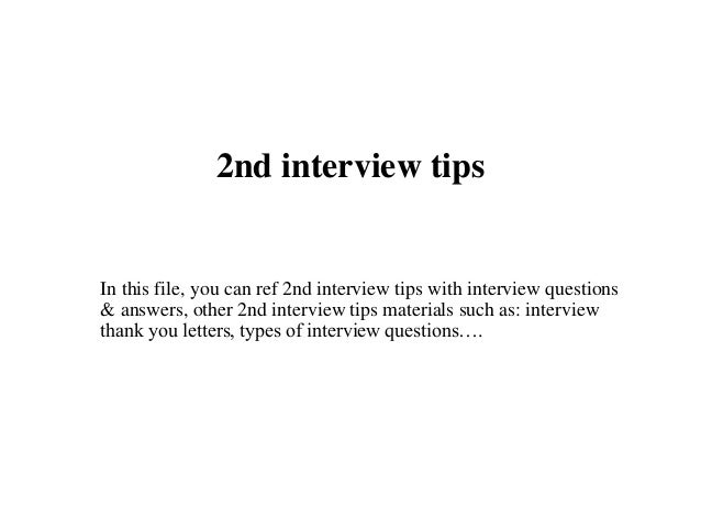 how to prepare for a 2nd interview vatoz atozdevelopment co