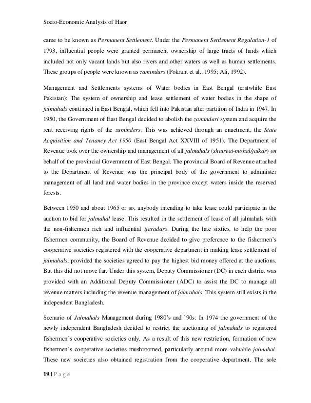 socio economic analysis of bangladesh Socio-economic and political context   the bangladesh case study focused on  women government officials within the cadre services and particular  c) based  on the above, an in-depth analysis and assessment of gender equality in public.