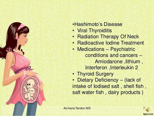 thyroid disease in pregnancy, Cephalic Vein