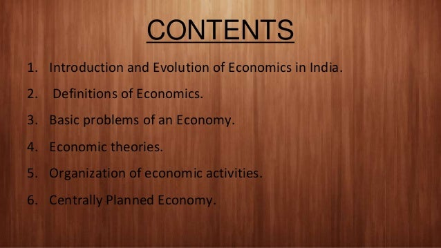 basics of indian economics The basics of finance: an introduction to financial markets, business finance, and portfolio management: 9780470609712: economics books @ amazoncom.