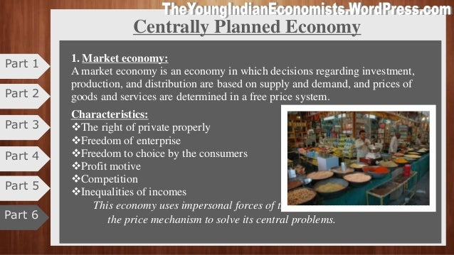 the role of price mechanism in a mixed economy state 4 importance of price system price mechanism facilitates the price mechanism plays an important role in solving mixed economy • private.