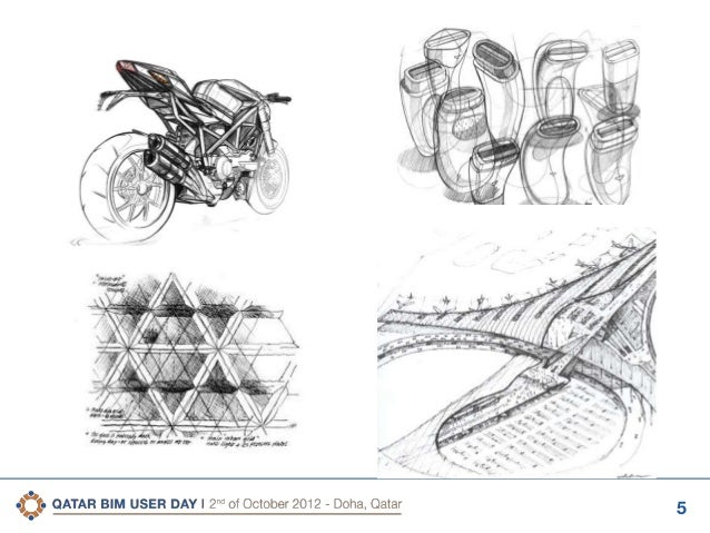 2nd Qatar BIM User Day Design Technology