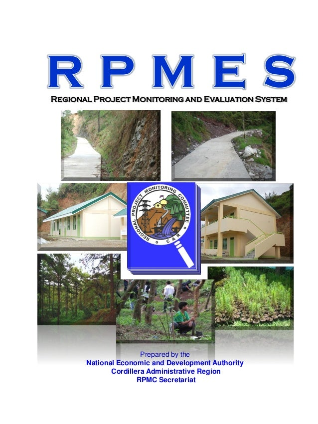 Regional Project Monitoring and Evaluation System                       Prepared by the       National Economic and Develo...