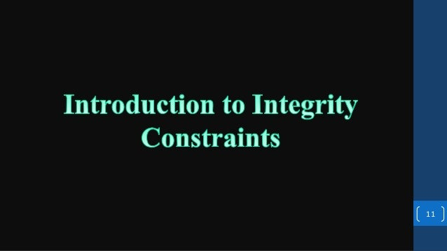 What Does Integrity Mean to You?