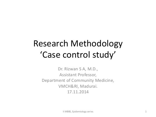 comparative case study research method